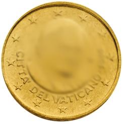 moeda vaticano